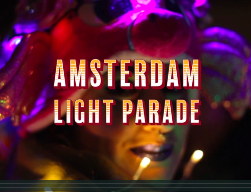 Check out the Aftermovie Amsterdam Light Parade 2017
