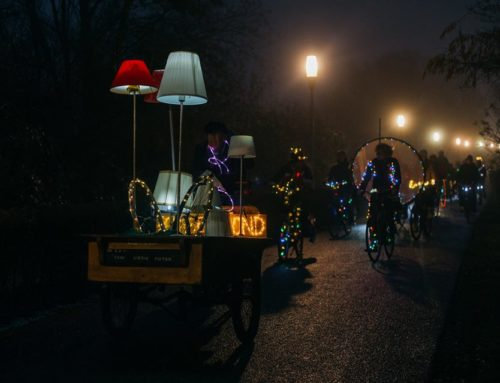 Interview over onze Amsterdam Light Parade door Vrijetijd Amsterdam